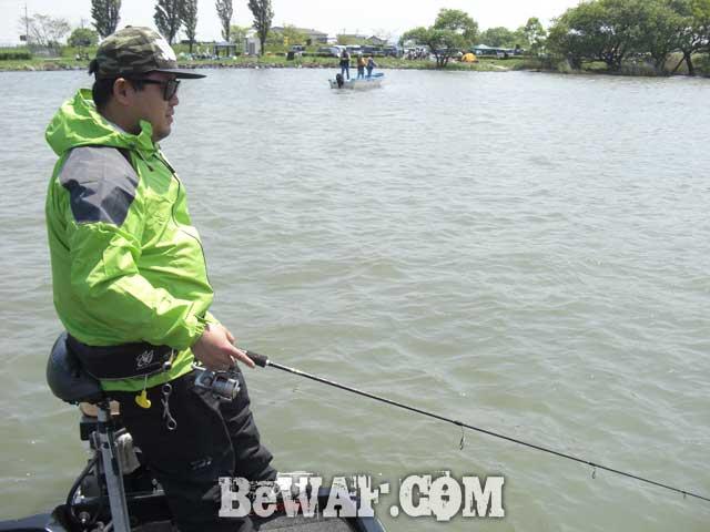 biwako bass turi guide yasui chouka blog 9