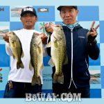 琵琶湖バスフィッシングガイドリポート~今野様~ 49cm 26