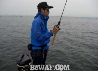 琵琶湖バスフィッシングガイドリポート ~竹中様~ 30cm