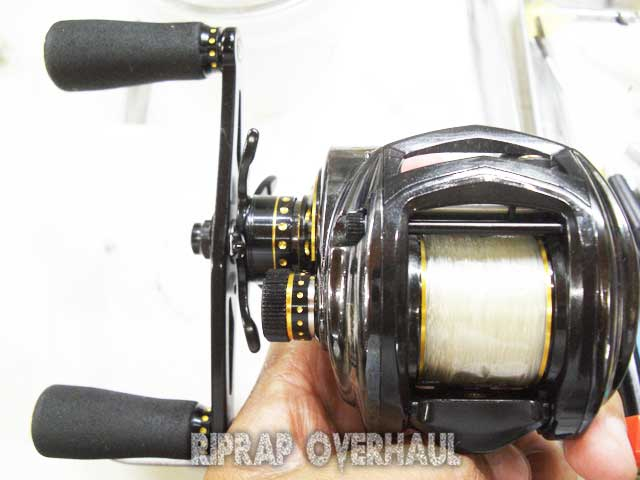 1.abu revo black 9 overhaul