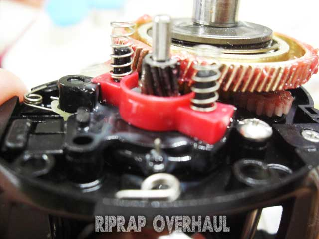 8.abu revo black 9 overhaul