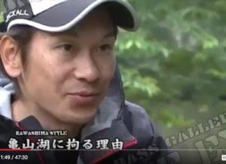 バスギャラリー:亀山湖のスーパーロコ (川島勉)