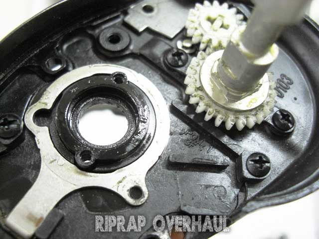 shimano 15 metanium dc overhaul 3