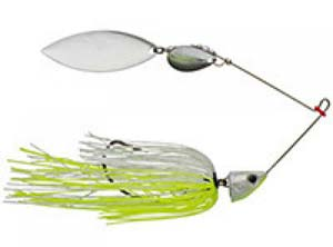 Freedom Tackle Double Willow Spinnerbait 4