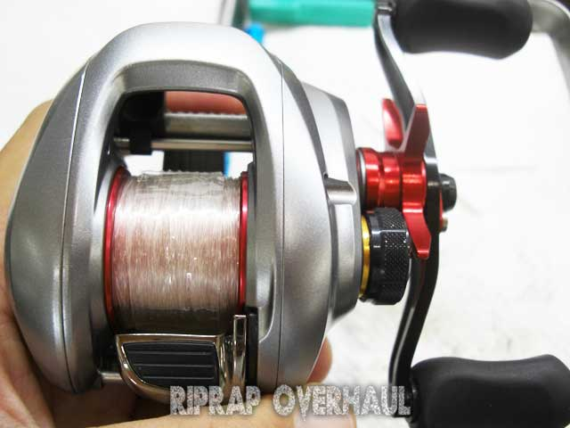 shimano Aldebaran high gear ka1