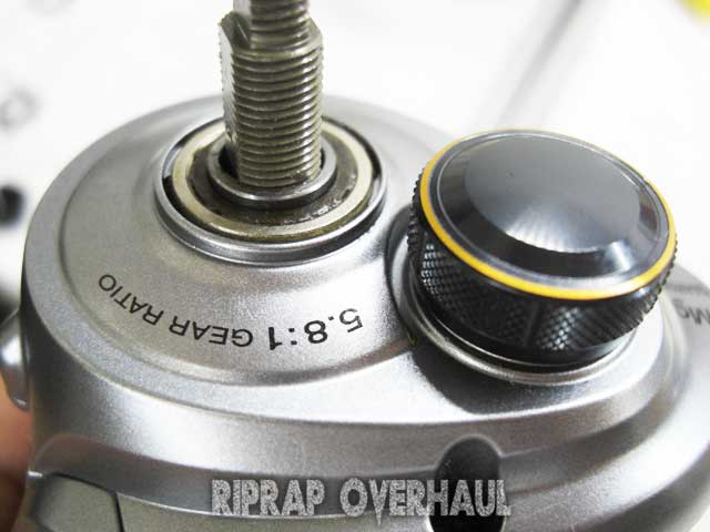 shimano Aldebaran high gear ka5