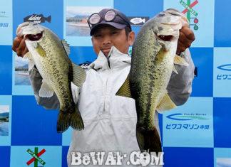 琵琶湖へ (2015年 6月5日)