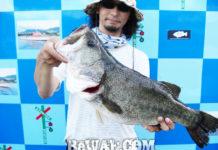 琵琶湖バスフィッシングガイドリポート ~川様~ 57cm 20