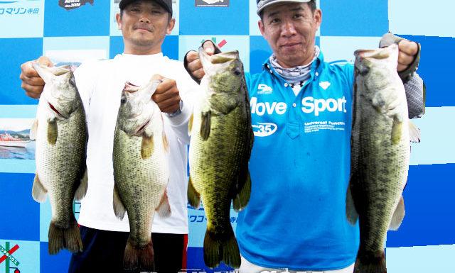琵琶湖バスフィッシングガイドリポート ~今野様~ 49cm 28