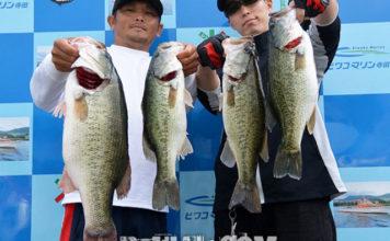 琵琶湖バスフィッシングガイドリポート ~吉田様~ 47cm 31