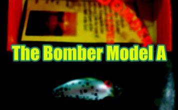 アルファベット名が流行った時代:The Bomber Model A 4