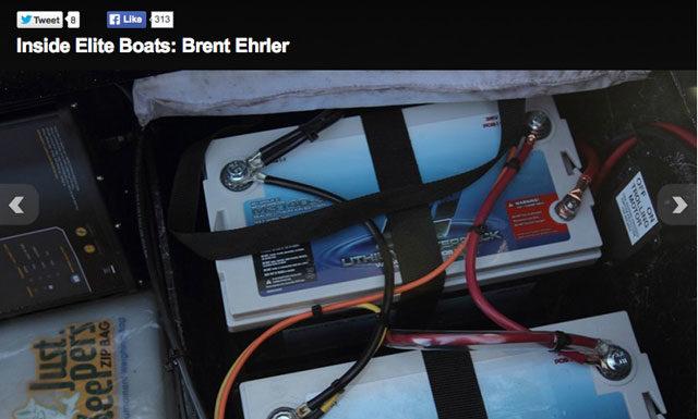 ブレントのボート装備がなかなか凄い...Pt.20 (Brent Ehrler)
