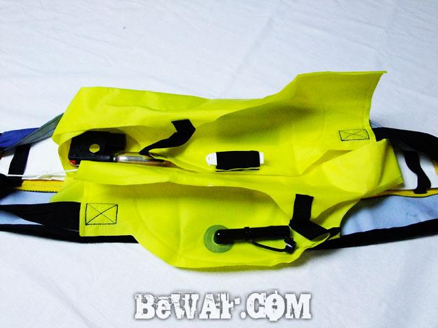 JB NBC bass life jacket west bombe koukan 14