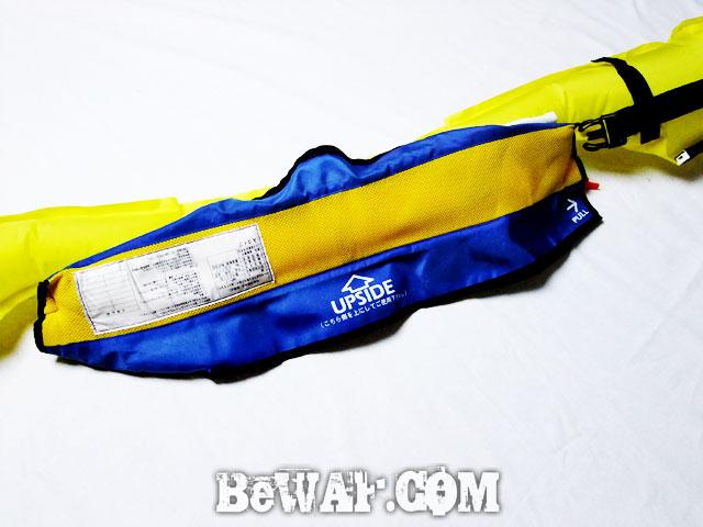 JB NBC bass life jacket west bombe koukan 3