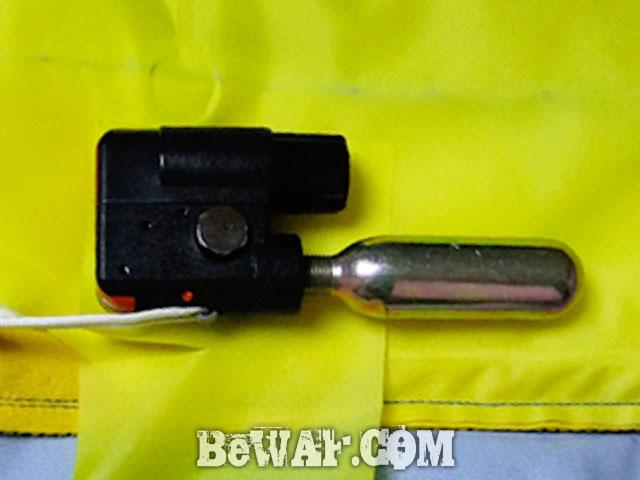 JB NBC bass life jacket west bombe koukan 6