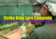 ストライクキング社の製造工場が公開!! (KVD STRIKE KING) 25