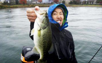 琵琶湖バスフィッシングガイドリポート ~竹中様~ 41cm 11