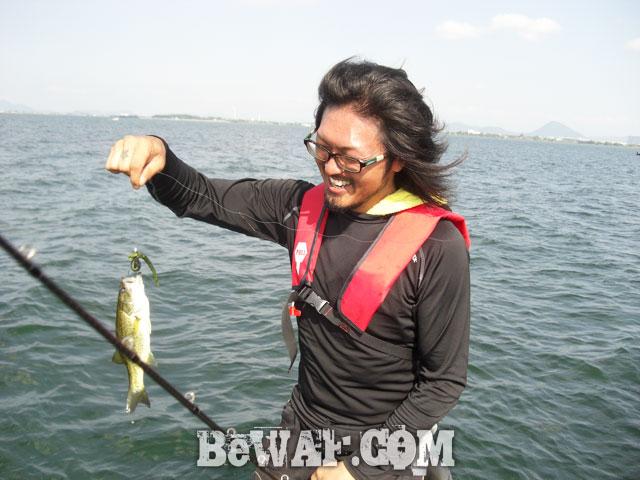 biwako bass fishing guide yasui ninki kakuyasu 21