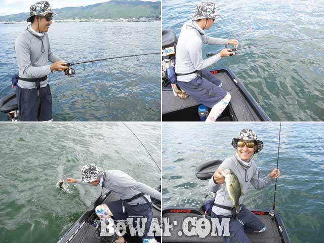 biwako bass guide shousai yasui tokyo 8