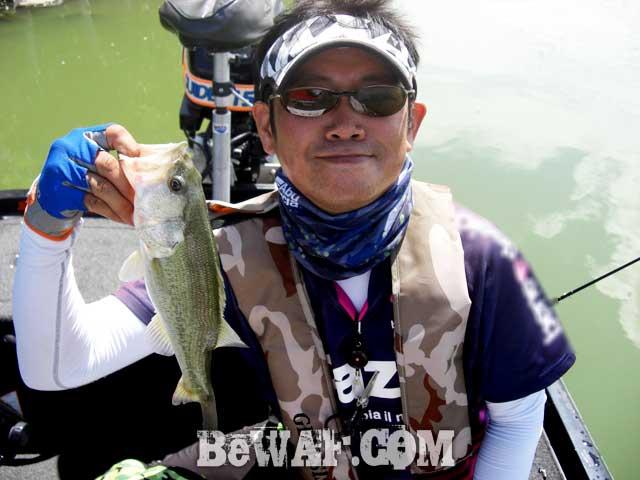 biwako bass guide yasui shousai dekabass 9