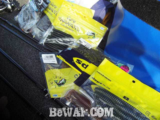 biwako black bass turi ninki guide 11