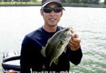 琵琶湖バスフィッシングガイドリポート ~佐々木様~ 35cm 6