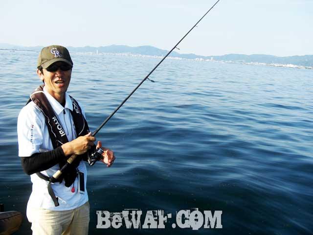 biwako guide yasui umai black bass blog 5