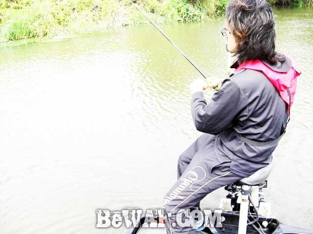 ikehara dam chouka guide yasui 15