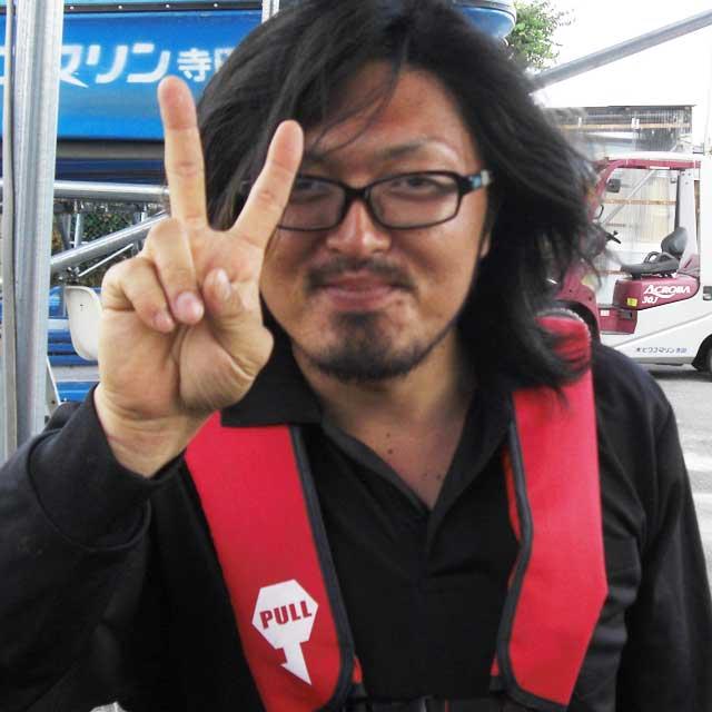 ikehara dam chouka guide yasui 22