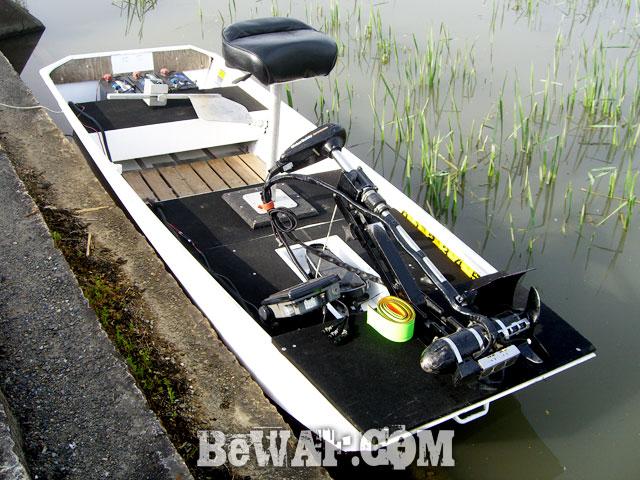 jon boat pant boat kaizou kakaku 1