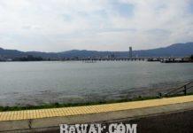 今日の琵琶湖 (by ビワエフ) 9月1日 1