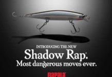 """ラパラの新商品""""Shadow Rap""""の真相が明らかに!! (US RAPALA) 10"""