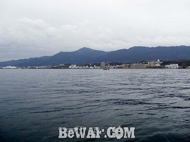 2017年 琵琶湖バスフィッシングガイド 風景写真