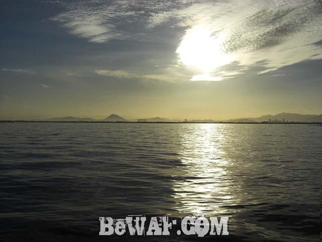 2017年 琵琶湖バスフィッシングガイド 琵琶湖写真