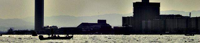 2017年3月19日 琵琶湖 バス釣り写真