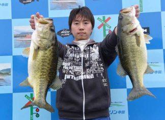 tweet釣果:ジグで65cm,55cm,54cm,53cm!! 他40UP 5本 (琵琶湖)
