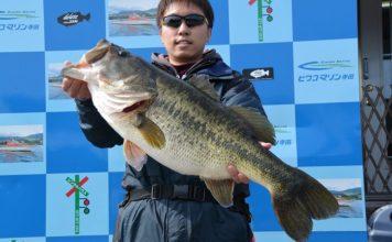 琵琶湖モンスター70cm