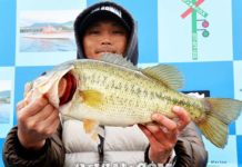2017年 3月25日 琵琶湖へ 釣果 写真