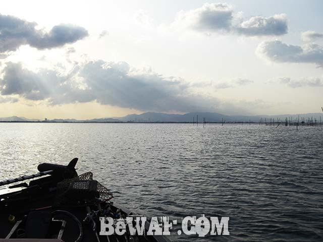 琵琶湖 3月24日 琵琶湖写真