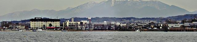 琵琶湖ガイド 3月6日 写真