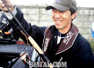 琵琶湖バスフィッシングガイドリポート ~上杉様~ 28cm