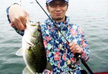 2017年4月22日 琵琶湖バスフィッシングガイド日記写真
