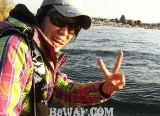 琵琶湖バスフィッシングガイドリポート ~伊丹様~ 強風中止