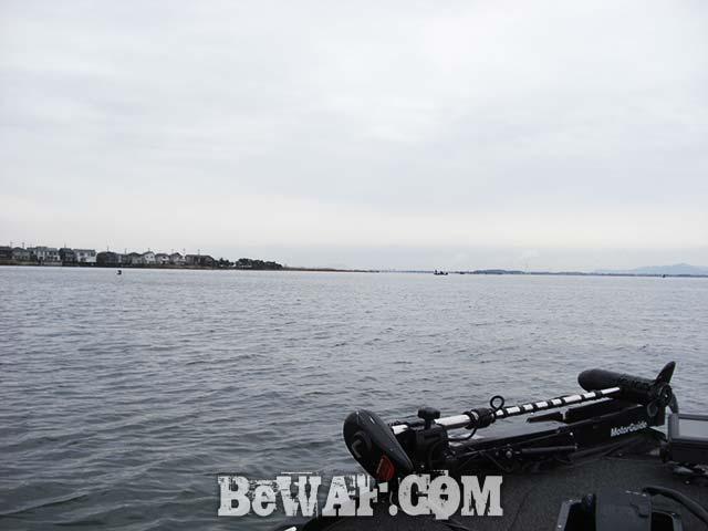 4月1日 琵琶湖の釣果写真