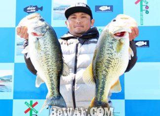 琵琶湖へ (2017年 4月2日) プリスポ〜ンダイナマイト!! 53cmx54cm