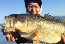 琵琶湖おかっぱりで57cm!!
