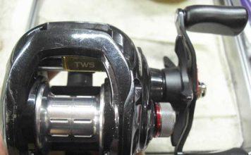 ダイワ タトゥーラ 103SH 修理写真