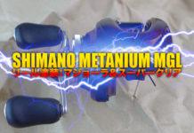 シマノ メタニウム mgl リールマジョーラ塗装 写真