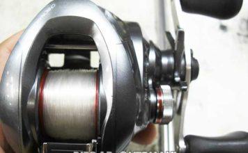 シマノ 14 クロナーク Cl4+ 修理写真