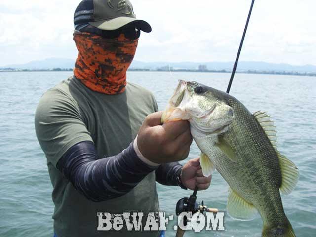 琵琶湖ガイド 7月 夏の釣果 ポイント釣り方 写真